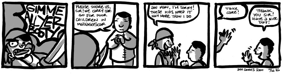 24h Comics 2011
