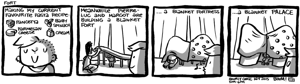 Hourly Comic Day 2015