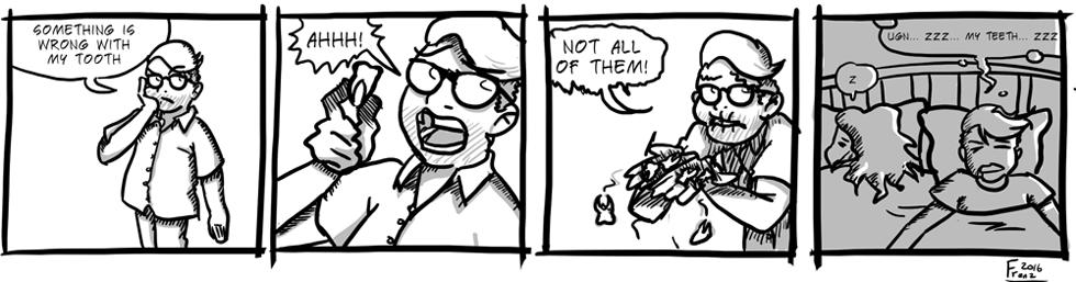 Guest Comics: Batch 2