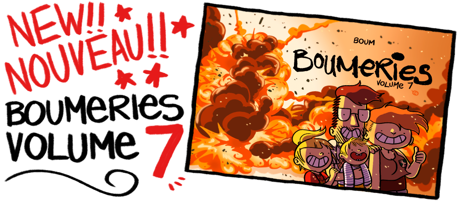 Boumeries volume 7!