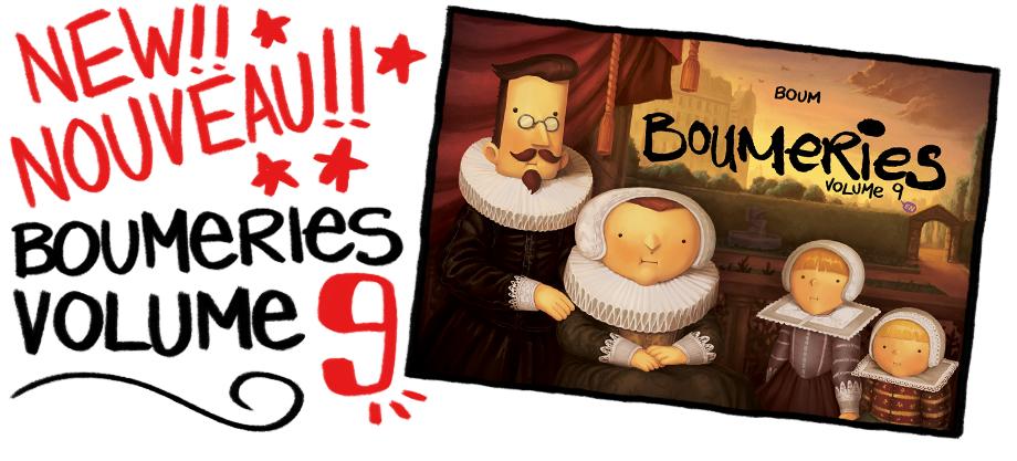 Boumeries volume 9!