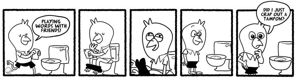Guest Comic: Tampon
