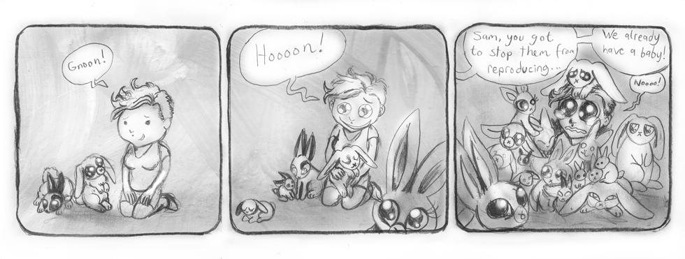 Guest Comic: Bunnies