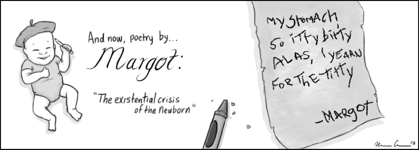 Guest Comic: Poetry