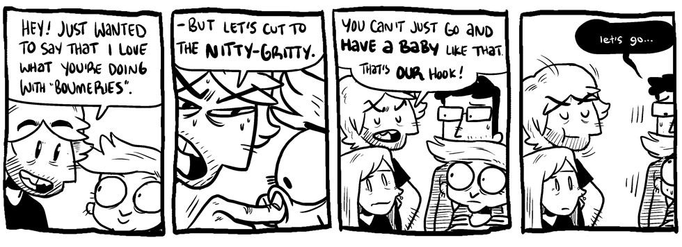Guest Comic: Nitty-Gritty