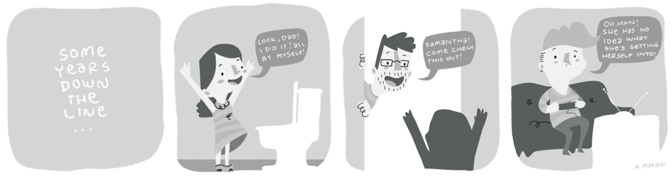Guest Comic: Potty
