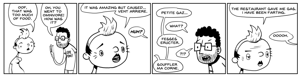 Guest Comic: Gas
