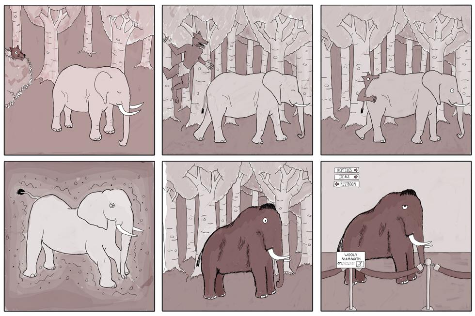 Guest Comic: Mammoth