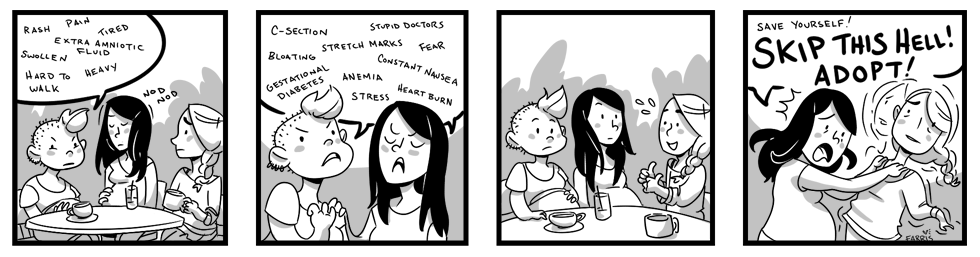Guest Comic: Complaining