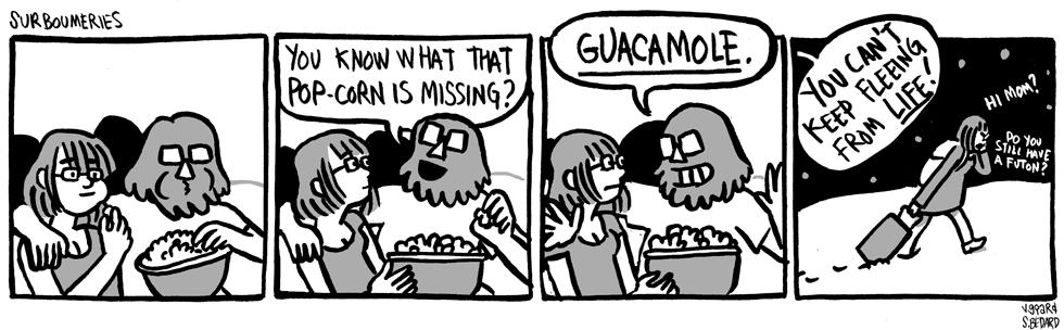 Guest Comic: Guacamole