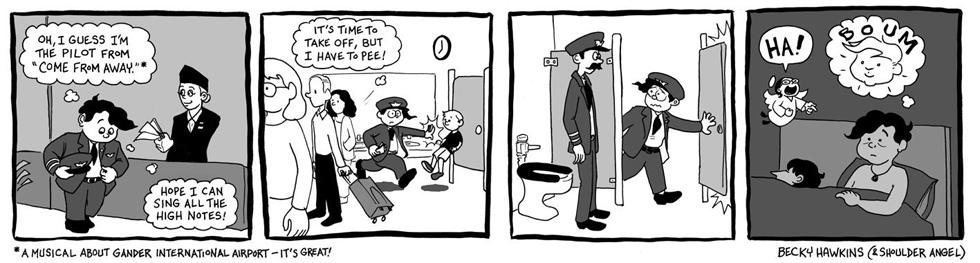 Guest Comic: Pilot