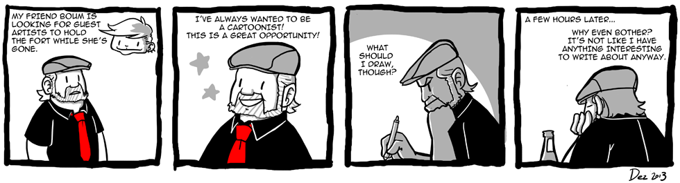 Guest Comic: Opportunity