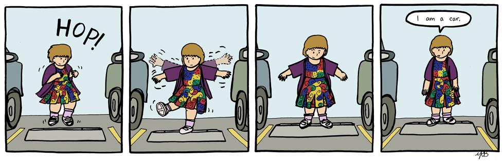 Guest Comic: Parked