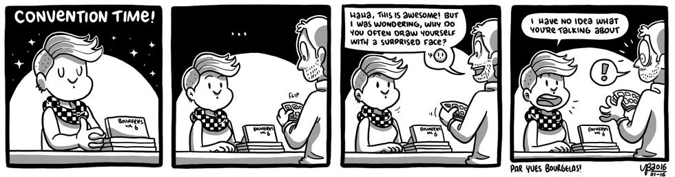 Guest Comic: Face