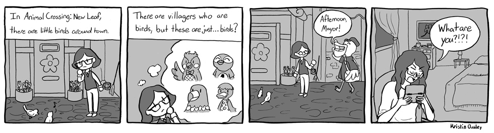 Guest Comic: Birds