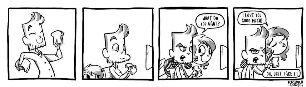 Guest Comic: Sharing