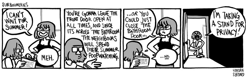 Guest Comic: Door