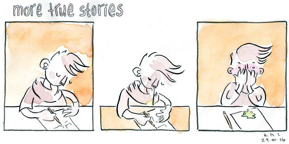Guest Comic: True Story